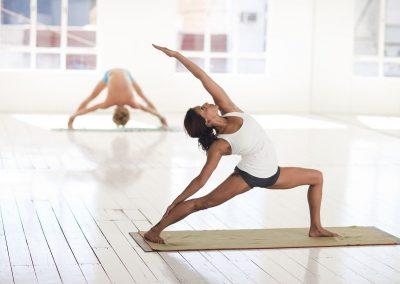 Master Class di Yoga